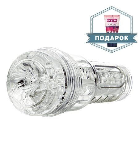 Мастурбатор Fleshlight GO Torque Ice